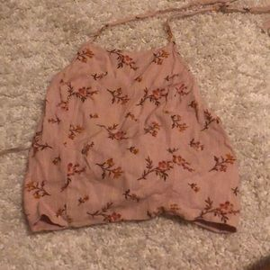 American Eagle halter top